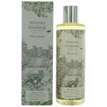 Woods of Windsor White Jasmin by Woods Of Windsor, 8.4 oz Moisturising Bath and Showe Gel  for Women