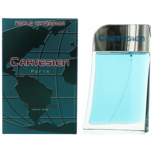 World Extension Cartesien by Viviane Vendelle, 3.4 oz Eau De Toilette for Men