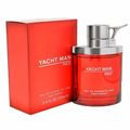 Yacht Man Red by Myrurgia, 3.4 oz Eau De Toilette Spray for men.