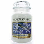 Yankee Candle Scented 22 oz Large Jar Candle - Midnight Jasmine