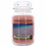 Yankee Candle Scented 22 oz Large Jar Candle - Pink Sands
