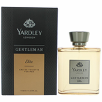 Yardley Gentlemen Elite by Yardley of London, 3.4 oz Eau De Toilette Spray for Men