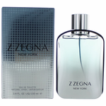 Z Zegna New York by Ermenegildo Zegna, 3.4 oz Eau De Toilette Spray for Men