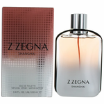 Z Zegna Shanghai by Ermenegildo Zegna, 3.4 oz Eau De Toilette Spray for Men