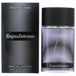 Zegna Intenso by Ermenegildo Zegna, 3.4 oz Eau De Toilette Spray for Men