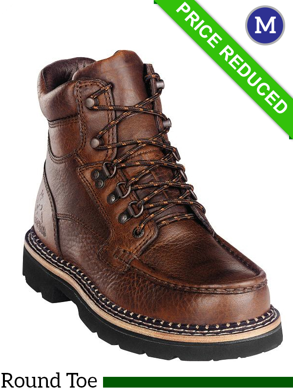Wide Men's Rocky Boots CLEARANCE