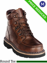 14EE Wide Men's Rocky Boots CLEARANCE