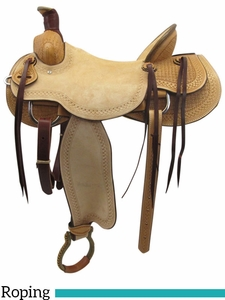 "** SALE ** 12"" 13"" American Buckaroo Ranch Saddle 655"