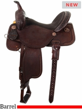 "12.5"" to 15.5"" Martin Saddlery B*T*R Custom Barrel Racer 66-C1"