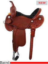 "12.5"" to 15.5"" Martin Saddlery B*T*R Custom Barrel Racer 66-C2"