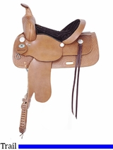 "** SALE ** 13"" to 17"" American Saddlery Trails for All Saddle 1460"