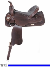 "** SALE ** 13"" to 17"" American Saddlery Trails Together Trail Saddle 1465"