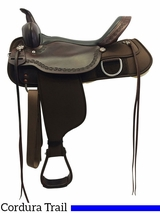 "13"" to 17"" High Horse by Circle Y Magnolia Cordura Trail Saddle 6909 w/$55 Gift Card"