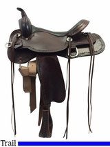 "13"" to 17"" High Horse by Circle Y Winchester Trail Saddle 6819"