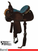 "13"" to 16"" Circle Y XP Trinity Barrel Saddle 2162 w/$210 Gift Card"