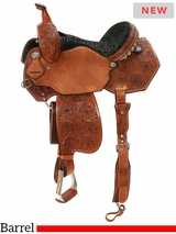 "13"" to 16"" Reinsman Charmayne James Barrel Racer 4278 w/$210 Gift Card"
