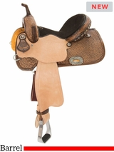 "13"" to 17"" Circle Y Barrel Racer 2165 w/$105 Gift Card"