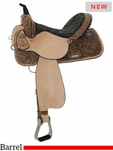 "** SALE ** 13"" to 17"" High Horse by Circle Y Jewel Barrel Racer 6224"