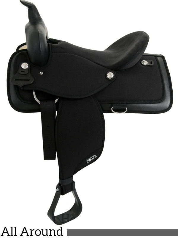 Abetta All Around Saddle 20515