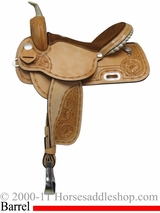"14"" 15"" 16"" Rocking R Barrel Racer 276"