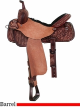 "13"" to 17"" Double J Elite Pro Barrel Racer SEP115"