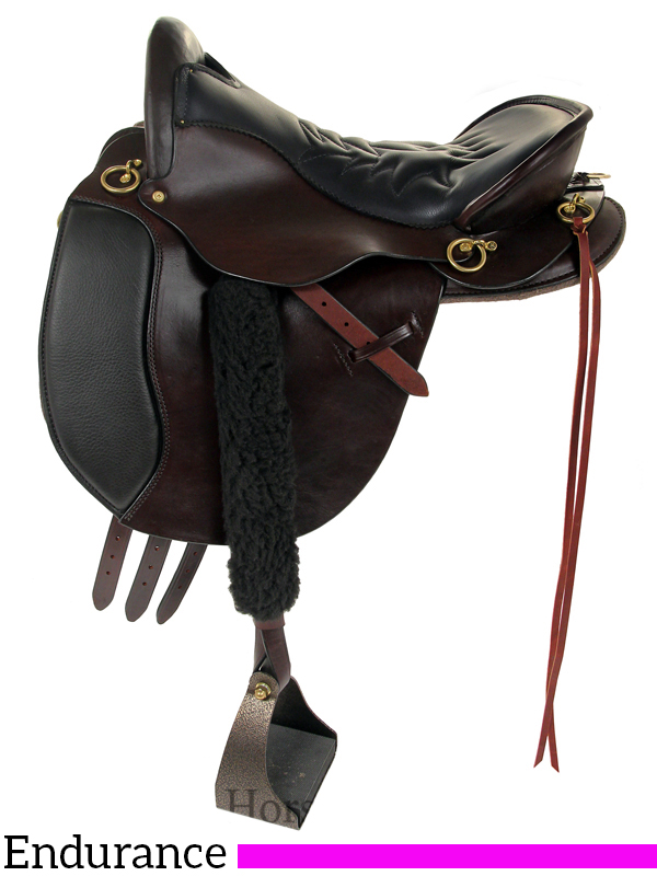 15 5 Quot And 16 5 Quot Tucker Equitation Endurance Saddle 149