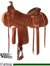 "** SALE ** 15"" to 17"" Circle Y XP Fannin Versatility Saddle 1471 w/Free Pad"