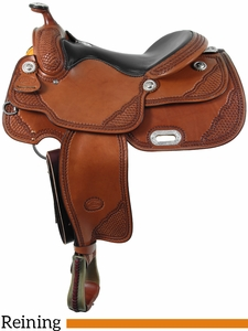 """** SALE ** 15"""" to 17"""" Billy Cook Classic Reiner Saddle 9602"""