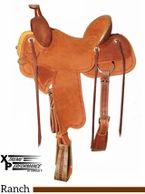 "** SALE ** 15"" to 18"" Circle Y XP Baxter Ranch Saddle 1119 w/$210 Gift Card"