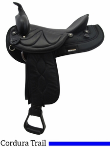 "** SALE ** 15"" to 17"" Big Horn Sof-Tee Riders Saddle 507 607"