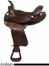 "** SALE ** 15"" 16"" American Saddlery The Antar Arabian Saddle 915 916"