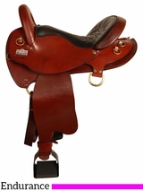 "15"" 16"" Big Horn Endurance Saddle 4682"