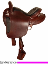 "15"" 16"" Big Horn Endurance Saddle 8052"