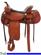 "** SALE ** 15.5"" to 17"" Western Saddle by Billy Cook  1783"