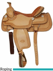 "** SALE ** 15"" 16"" Billy Cook Arena Roping Saddle 2144"