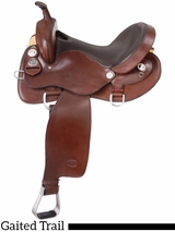 "15.5"" to 17.5"" Royal King Triumph Gaited Trail Saddle 9335 9336 9337"