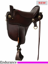 Tucker River Plantation Endurance Saddle T46