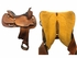 "15.5"" Used Crates Wide Reining Saddle 2221-3W uscr3871 *Free Shipping*"