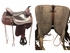 "SOLD 2017/09/22  15.5"" Used Tucker Cheyenne Frontier Wide Trail Saddle 167 ustk3844 *Free Shipping*"
