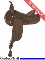 "17"" Big Horn Sof-Tee Riders Saddle 507 CLEARANCE"
