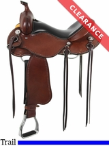 "15"" Cashel Trail Saddle Reg Tree CT CLEARANCE"