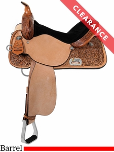 """SOLD 2017/09/25  16"""" High Horse by Circle Y The Proven Mansfield Medium Barrel Saddle 6221 CLEARANCE"""