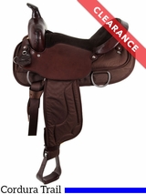 "15"" South Bend Saddle Co Lady Flex Wide Trail Saddle 2002 CLEARANCE"