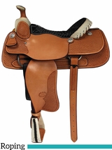 "15"" to 17"" Billy Cook Dally Team Roper Saddle 9111"