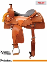 "15"" to 17"" Circle Y Xtreme Performance Cowhorse Reining Saddle 1392 w/$210 Gift Card"