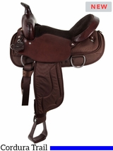 "15"" to 17"" South Bend Saddle Co Lady Flex Trail Saddle 2002"