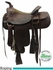 "15"" Used Shoup Medium Roping Saddle 7653, ussh3430 *Free Shipping*"