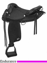 "16"" 17"" Abetta Arabian Endurance Saddle 20541"