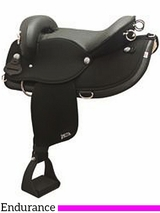 "16"" 17"" Abetta Gaited Comfort Endurance Saddle 20573"