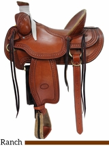 "16"" 17"" Billy Cook Arbuckle Rancher 2171"